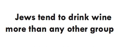 jews & booze