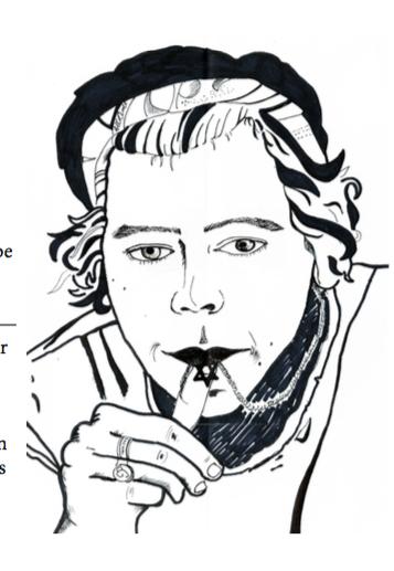 Harry Styles Gone Jewish?