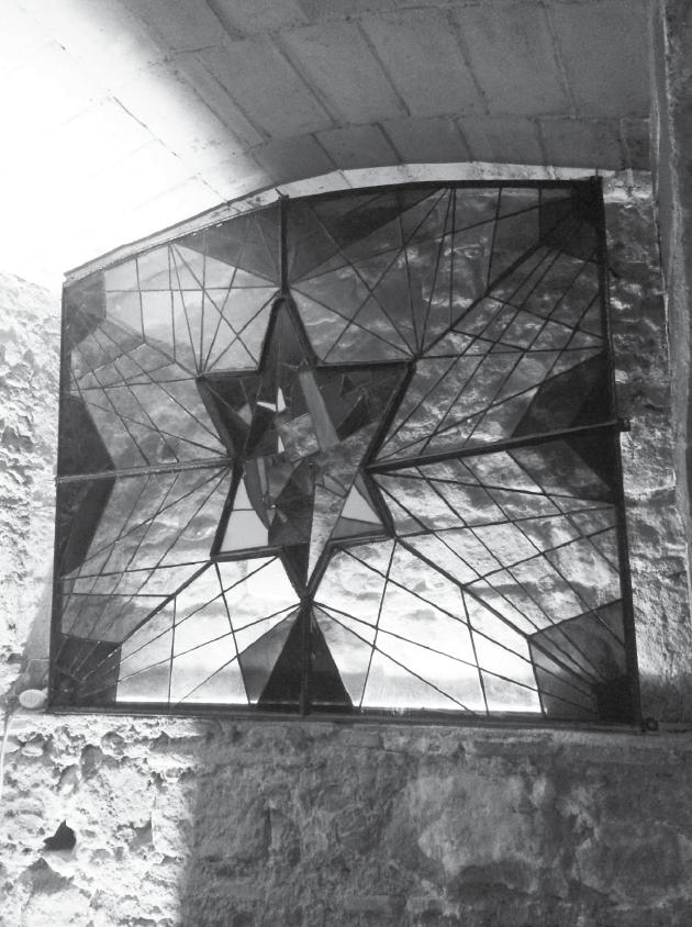 Impressions of Barcelona's Ancient Synagogue: La Sinagoga Major