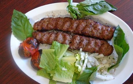 Persian Kidoodeh Kabob Recipe