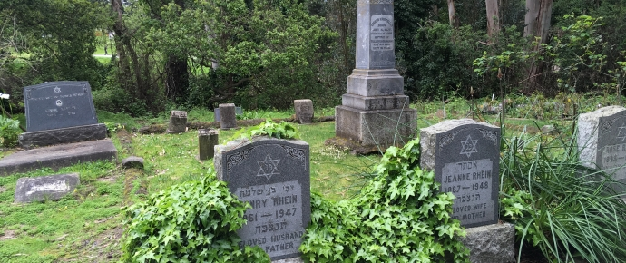 Chronicling the Jewish History of Santa Cruz: An Interview with George J. Fogelson